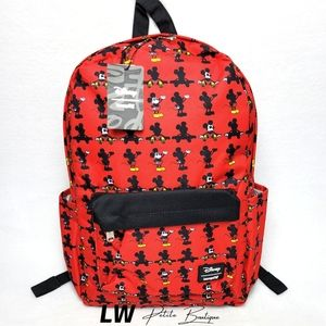 Loungefly x Disney Mickey AOP Backpack